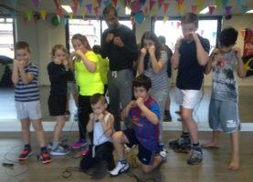 Salle2 Boxe Kids