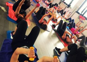 Salle2 Fitness Group